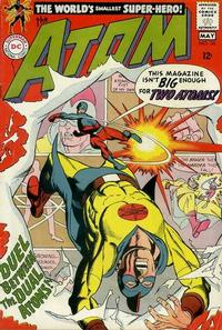 Cover Thumbnail for The Atom (DC, 1962 series) #36