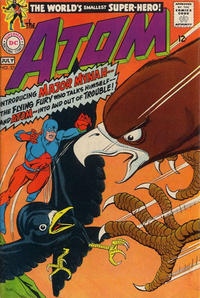 Cover Thumbnail for The Atom (DC, 1962 series) #37
