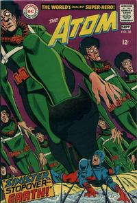 Cover Thumbnail for The Atom (DC, 1962 series) #38
