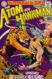 Cover Thumbnail for The Atom & Hawkman (DC, 1968 series) #39
