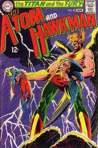 Cover Thumbnail for The Atom & Hawkman (DC, 1968 series) #40