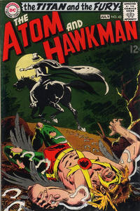 Cover Thumbnail for The Atom & Hawkman (DC, 1968 series) #43