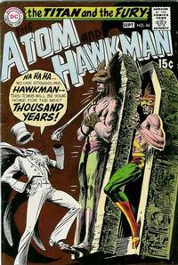 Cover Thumbnail for The Atom & Hawkman (DC, 1968 series) #44