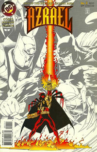 Cover Thumbnail for Azrael (DC, 1995 series) #1