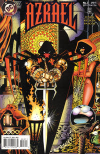 Cover Thumbnail for Azrael (DC, 1995 series) #3