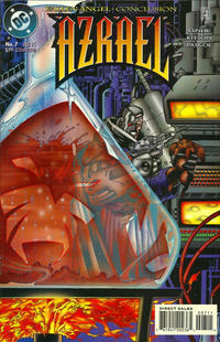 Cover Thumbnail for Azrael (DC, 1995 series) #7 [Direct Sales]