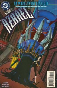 Cover Thumbnail for Azrael (DC, 1995 series) #10