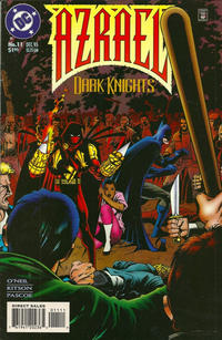 Cover Thumbnail for Azrael (DC, 1995 series) #11