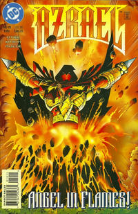 Cover Thumbnail for Azrael (DC, 1995 series) #19