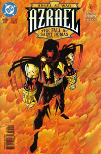 Cover Thumbnail for Azrael (DC, 1995 series) #24