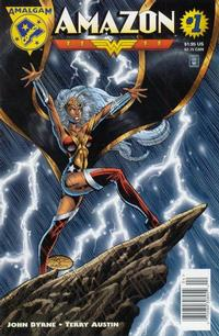 Cover Thumbnail for Amazon (DC, 1996 series) #1 [Newsstand]