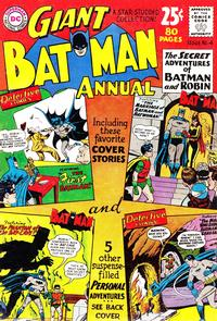 Cover for Batman Annual (DC, 1961 series) #4