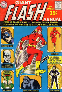 Cover Thumbnail for Flash Annual (DC, 1963 series) #1