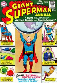 Cover Thumbnail for Superman Annual (DC, 1960 series) #8