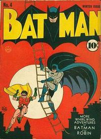 Cover Thumbnail for Batman (DC, 1940 series) #4