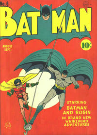 Cover Thumbnail for Batman (DC, 1940 series) #6