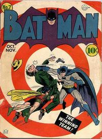 Cover Thumbnail for Batman (DC, 1940 series) #7