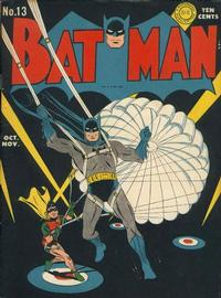 Cover Thumbnail for Batman (DC, 1940 series) #13