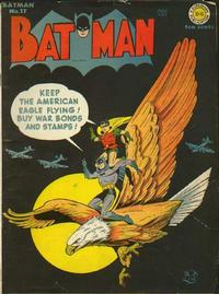 Cover Thumbnail for Batman (DC, 1940 series) #17