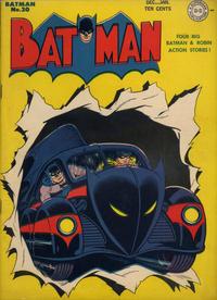 Cover Thumbnail for Batman (DC, 1940 series) #20