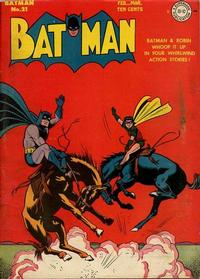 Cover Thumbnail for Batman (DC, 1940 series) #21