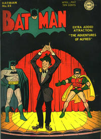 Cover Thumbnail for Batman (DC, 1940 series) #22