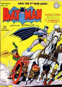 Cover Thumbnail for Batman (DC, 1940 series) #24