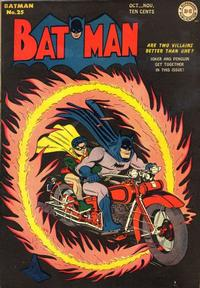 Cover Thumbnail for Batman (DC, 1940 series) #25