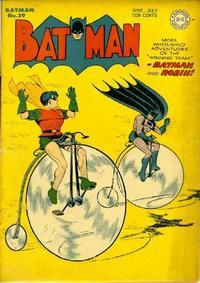 Cover Thumbnail for Batman (DC, 1940 series) #29