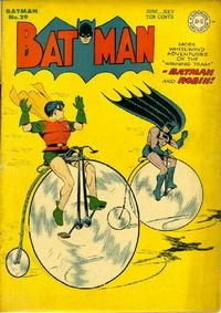 Cover Thumbnail for Batman (DC, 1940 series) #29