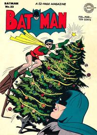 Cover Thumbnail for Batman (DC, 1940 series) #33