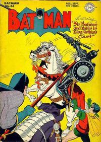Cover Thumbnail for Batman (DC, 1940 series) #36