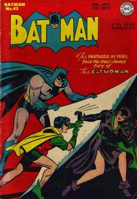 Cover Thumbnail for Batman (DC, 1940 series) #42