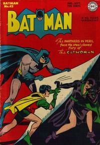 Cover Thumbnail for Batman (DC, 1940 series) #42