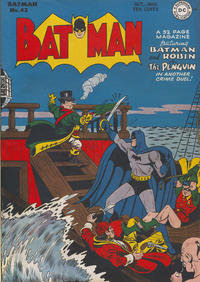 Cover Thumbnail for Batman (DC, 1940 series) #43