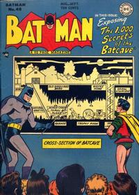 Cover Thumbnail for Batman (DC, 1940 series) #48