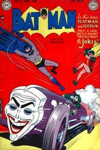 Cover Thumbnail for Batman (DC, 1940 series) #52