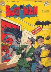 Cover Thumbnail for Batman (DC, 1940 series) #53