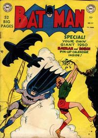 Cover Thumbnail for Batman (DC, 1940 series) #57