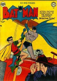 Cover Thumbnail for Batman (DC, 1940 series) #60