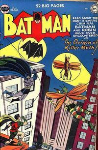 Cover Thumbnail for Batman (DC, 1940 series) #63