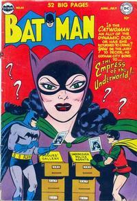 Cover Thumbnail for Batman (DC, 1940 series) #65