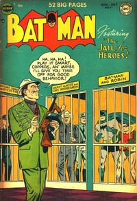 Cover Thumbnail for Batman (DC, 1940 series) #71