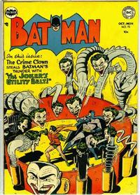 Cover Thumbnail for Batman (DC, 1940 series) #73