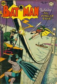 Cover Thumbnail for Batman (DC, 1940 series) #76