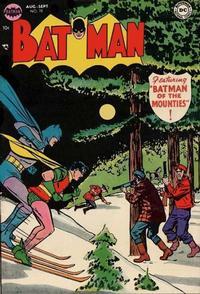 Cover Thumbnail for Batman (DC, 1940 series) #78