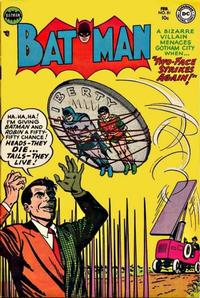 Cover Thumbnail for Batman (DC, 1940 series) #81