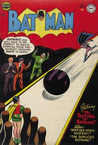 Cover Thumbnail for Batman (DC, 1940 series) #83