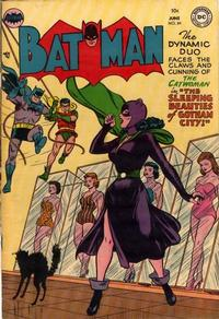 Cover Thumbnail for Batman (DC, 1940 series) #84