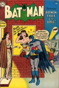 Cover Thumbnail for Batman (DC, 1940 series) #87